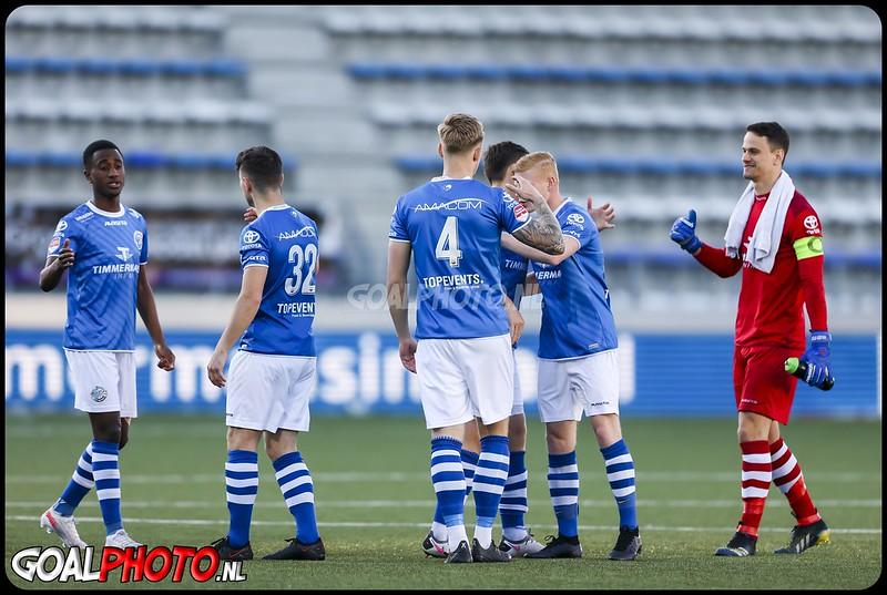 FC Den Bosch - Telstar 07-05-2021