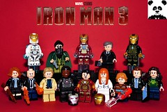 Iron Man 3 (2013) - The MCU Infinity Saga No. 7