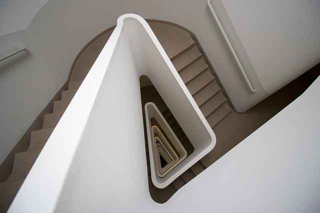 The modern staircase