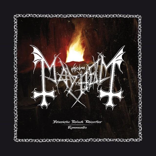 Mayhem Release Visualiser Video For 'Everlasting Dying Flame'