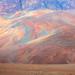 Colourful Badlands, Death Valley