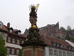 Kornmarkt Heideberg