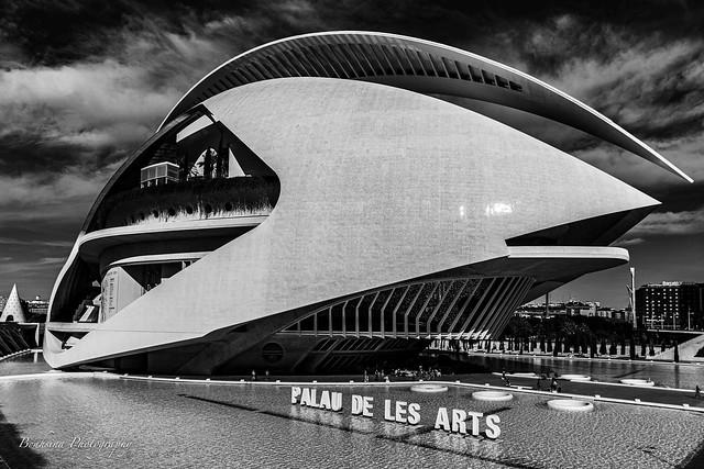 Palais des arts - Valencia (Explored 08/05/21)