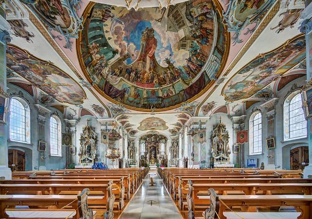 Wiggensbach, St. Pankratius