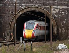 Class 80x Hadley Wood