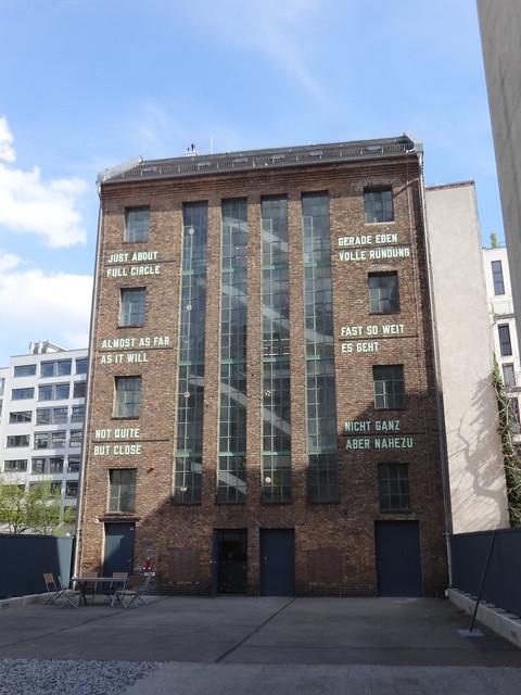 1925 Berlin BEWAG-Umformwerk von Hans Heinrich Müller Neue Grünstraße 12 in Neu-Cölln in 10179 Mitte