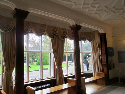 Windows, Bletchley Park Mansion