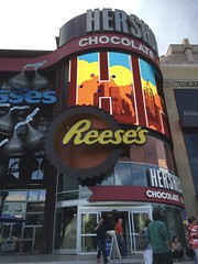 Portraits of Las Vegas, Nevada USA : Hersheyu2019s Chocolate World