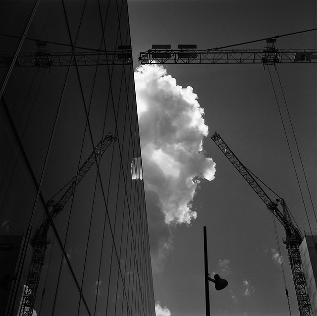 catching clouds / cloud constructing