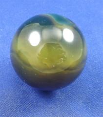 Green Agate Sphere 4