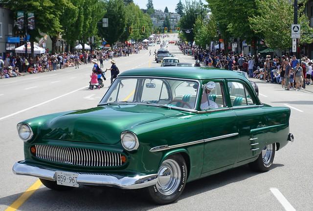 1954 Meteor