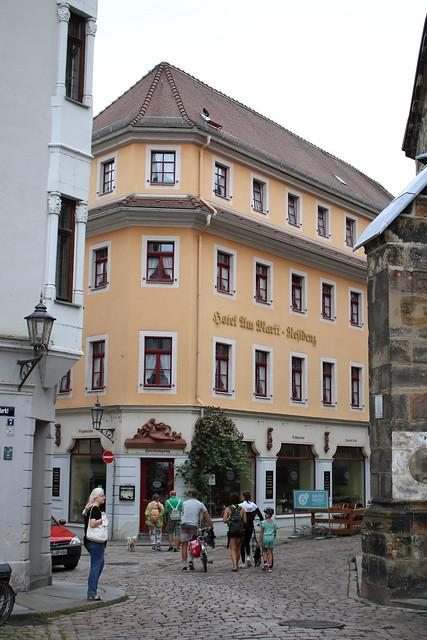 Meißen: Hotel am Markt - Residenz