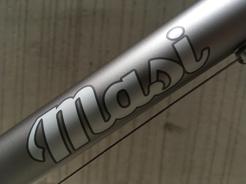 Masi Fennec 7S M Titan Logo