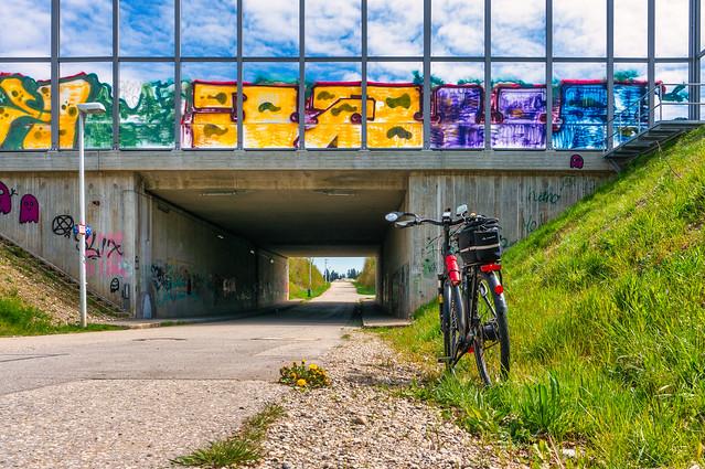 2021 Bike 180: Day 55, May 8