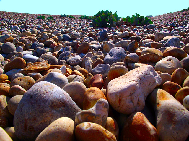 The Giant Pebbles of Dungeness