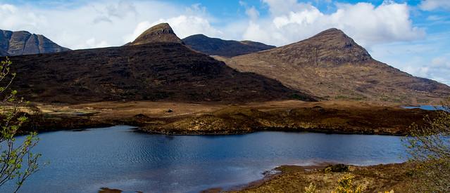 Across Loch Lurgainn