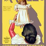 Sat, 2021-05-01 00:00 - E. & A. Mele & Ci. Corredi per Neonati, Summer 1900.