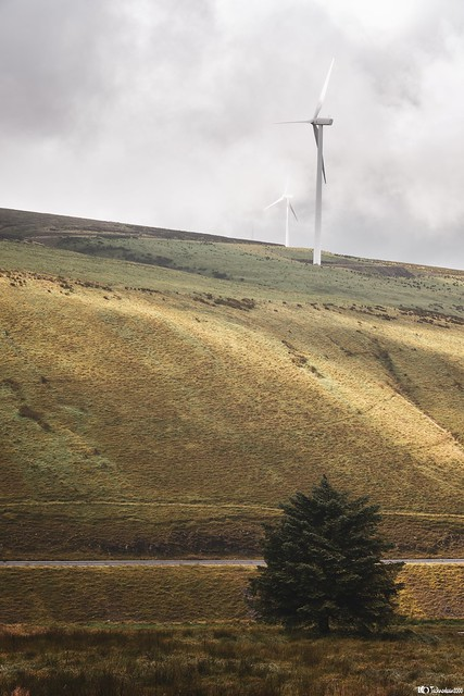 Bwlch wind power