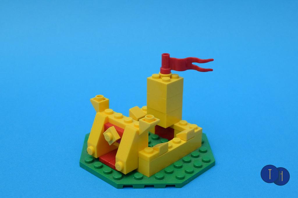 Micro Castle #2