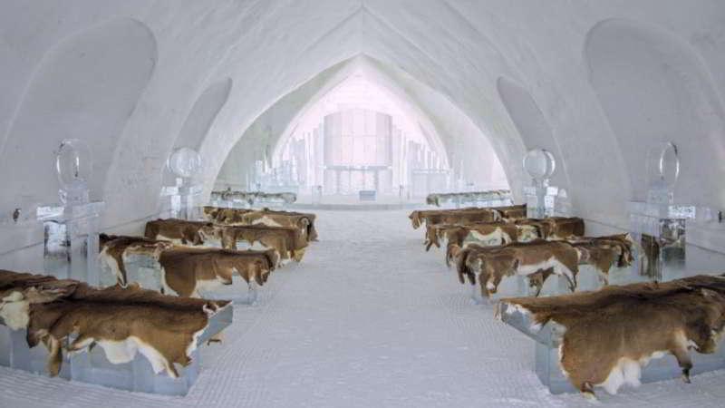 Hallmark ice hotel movie