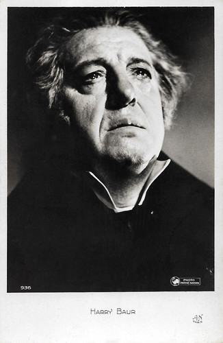 Harry Baur in Les Miserables (1934)