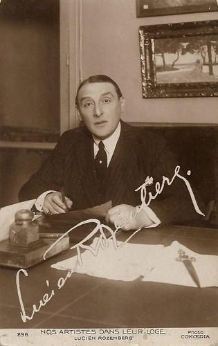 Lucien Rozenberg
