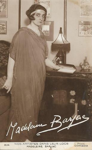 Madeleine Barjac