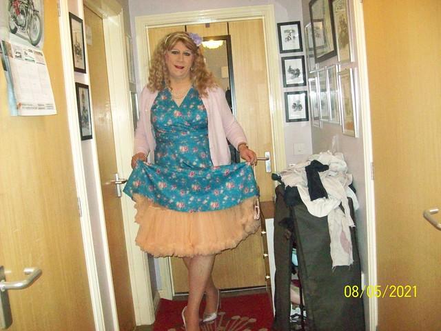 Yes ma'am I love my beautiful petticoats.