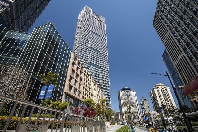 Bund North, Shanghai 2021