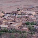 Ville moderne d'Aït-ben-Haddou