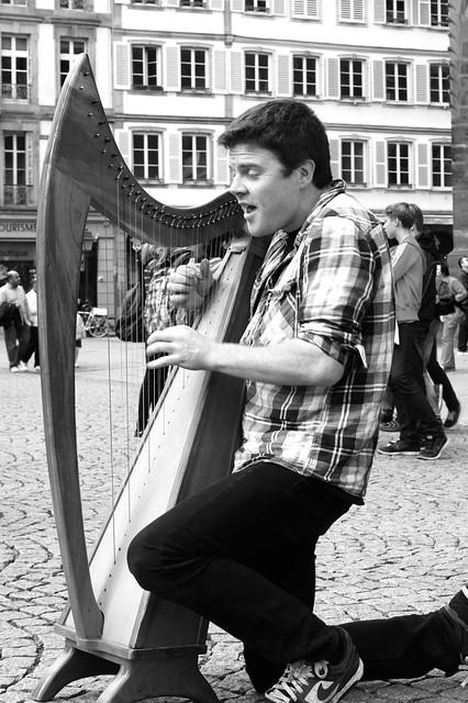 Harper / Harpspeler