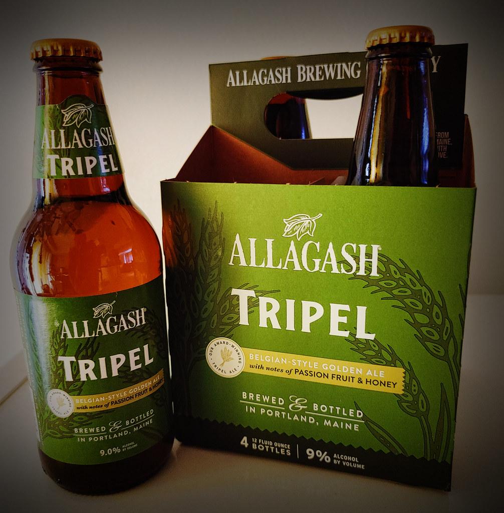 Allagash Tripel