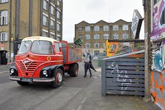 Dunks railway pix posted a photo:Chucking out Lockdown. After four months of closure the beer halls here will open again after midnight on Sunday, so its time to clear out the open spaces. Only the best for the weekend!  Emptying out The Yard, Hackney Wick. April 11th 2021.