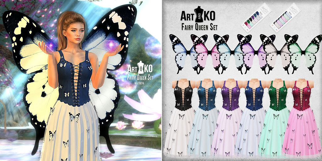 Art&Ko – Fairy Queen Set –  Enchantment