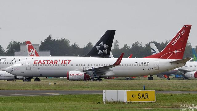 이스타항공 EastarJet 🇰🇷 Boeing 737-800 VP-CMV