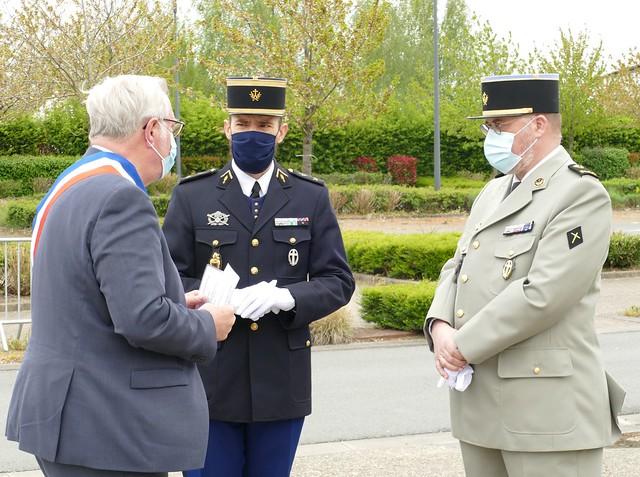 """Commémoration - """"150e anniversaire : 75 ans de guerre, 75 ans de paix"""""""
