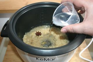 36 - Add water / Wasser hinzufügen