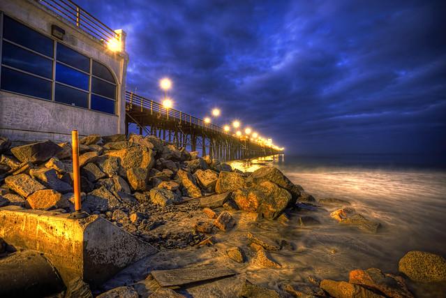 O'Side Pier Dawn 23-2-10-21-6D-17X40