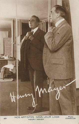Henri Mayer