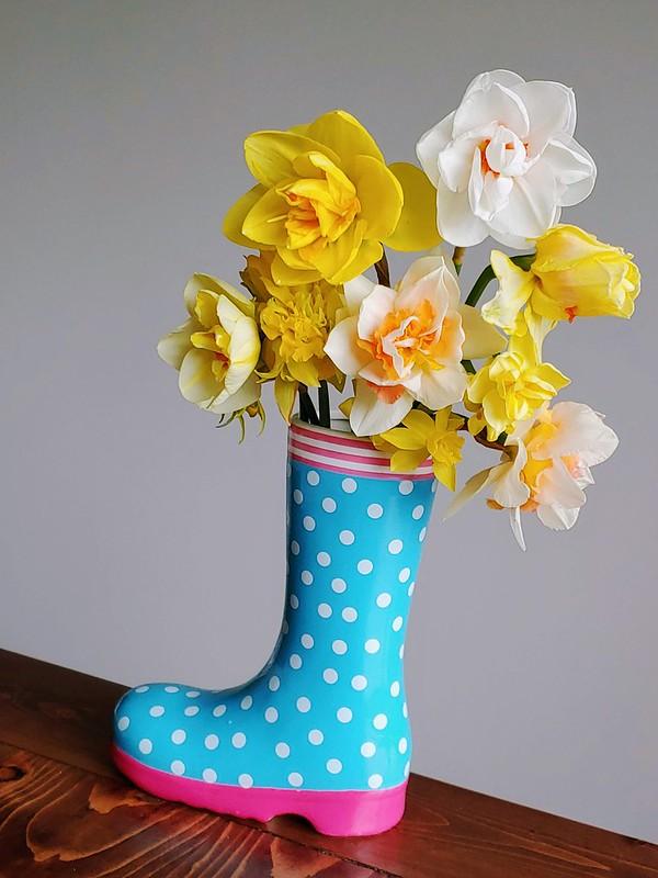 Double Daffodils