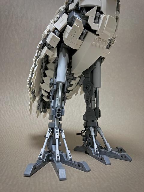 LEGO Mecha Shoebill_06