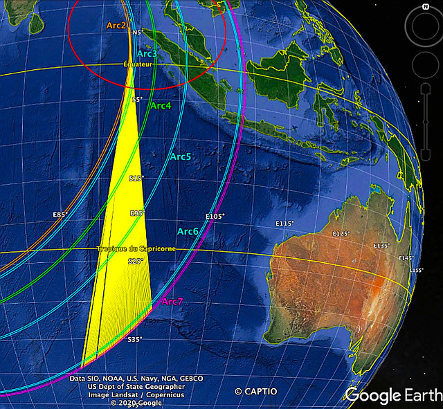 Godfrey MH370 CAPTIO-Analysis