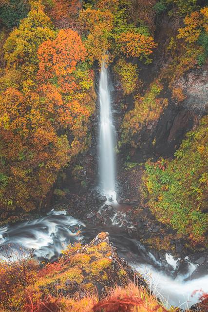Lealt Falls. Isle of Skye, Scotland