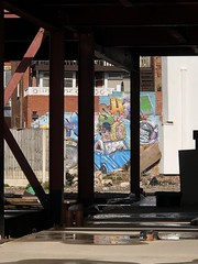 graffiti in Blackpool