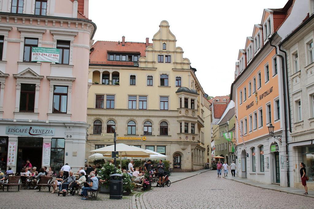 Meißen: Heinrichsplatz