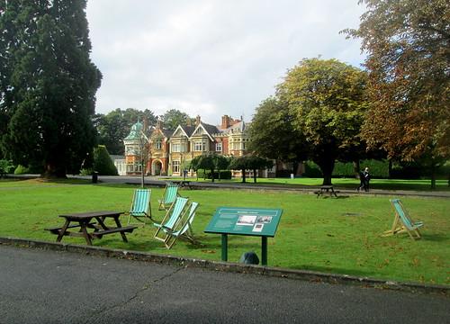 Mansion, Bletchley Park