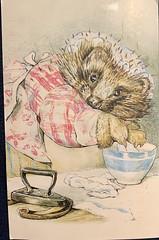 1905 Beatrix Potter Tales of Mrs. Tiggy Winkle