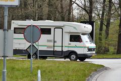VW LT Camper