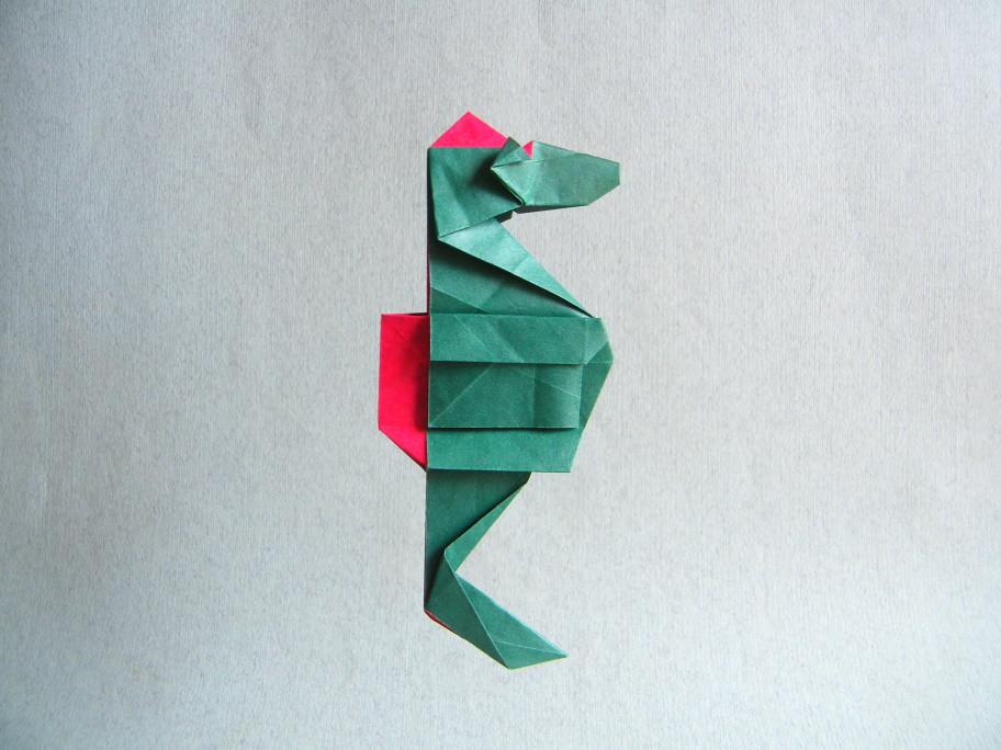 Seahorse - Marc Kirschenbaum