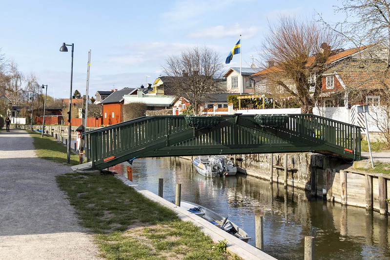 Trosaån Bridge
